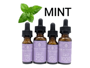 Pure Scientifics - Full Spectrum Tincture - Mint