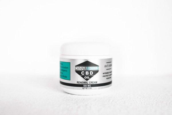 Cannashield Renewal Cream - 500mg