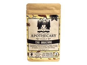 The Brothers Apothecary - Chai Awakening Tea - 180mg