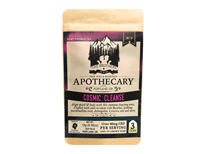 The Brothers Apothecary - Cosmic Cleanse Tea - 180mg