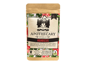 The Brothers Apothecary - Highbiscus Tea - 180mg