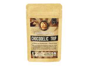 The Brothers Apothecary - Chocodelic Trip | CBD Hot Cocoa - 215mg