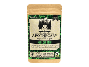 The Brothers Apothecary - Mellow Mint Tea - 180mg