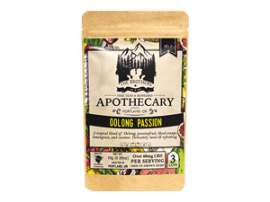 The Brothers Apothecary - Oolong Passion Tea - 180mg