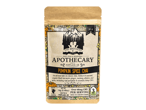 The Brothers Apothecary - Pumpkin Spice Chai Organic CBD Tea