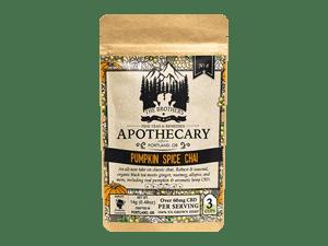 The Brothers Apothecary - Pumpkin Spice Chai Organic CBD Tea