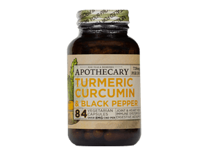The Brothers Apothecary - Immunity Support CBD Capsules
