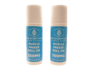 Pure Scientifics - Roll On - 250mg | 500mg