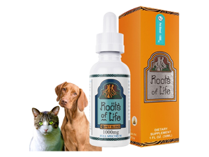 Roots of Life - Pet Blend - 1000mg