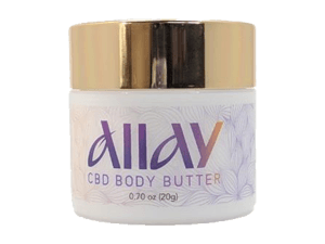 Allay - CBD Body Butter - 200mg