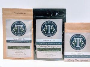 Tranquility Tea - Calming Chai (caffeine free)