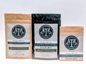 Tranquility Tea - Cascadia Mint (caffeine free)