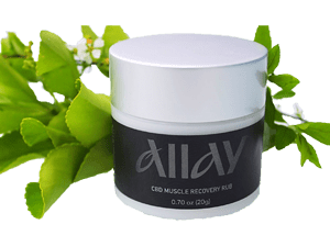 Allay - Muscle Recovery Rub - 60mg | 200mg