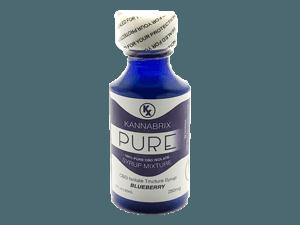 Kannabrix - CBD Syrup - Blueberry