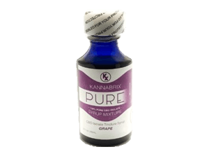 Kannabrix - CBD Syrup - Grape