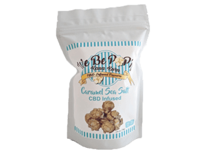 Kana Korn CBD Popcorn - Sea Salt Caramel - 125mg