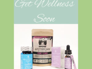 GIFT SET - Get Wellness Soon Pack