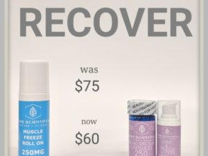 GIFT SET - Recover Pack