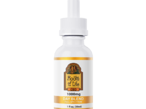 Roots of Life - Day Blend - Tincture - 1000mg